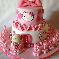 Hello Kitty is ONE today!!