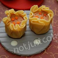 Dim Sum Cupcakes by Annie
