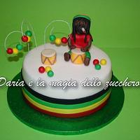 Reggae cake