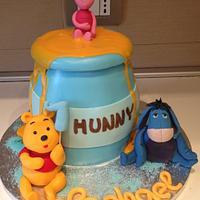 Winnie Pooh Honey Pot