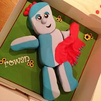 In the Night Garden Iggle Piggle Cke