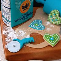 Baker's Love by Sweet Treasures (Ann)