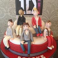 1D cake by Nina Stokes