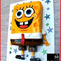 The SPONGEBOB SQUAREPANTS (Oh Tarter Sauce ) Cake