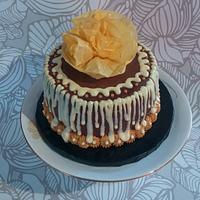 Little Bitty Drip Cake
