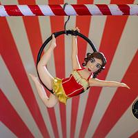 PDCA Caker Buddies Dessert Table Collaboration - Aerial Hoop Artist (Part 2 of 4 Circus Theme)