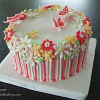 flower power by Olivia's Bakery