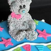 Emily's Me To You Bear Birthday Cake