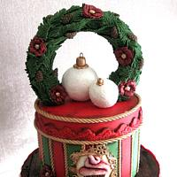 Christmas sweets box