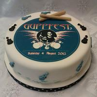 cake for a charity event