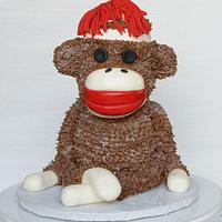 Mili's Sock Monkey