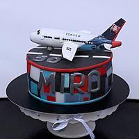Aircraft to 50 birthdays