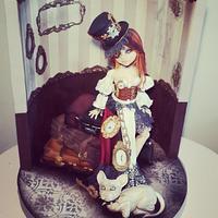 Steampunk figures2