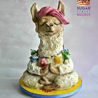 Good Karma Llama