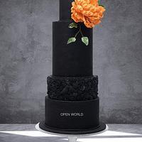 Stunning cake