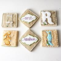 Peter Rabbit cookie set