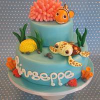 Nemo cake by Alessandra