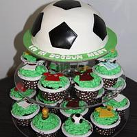 World Cup Cake&Cupcakes