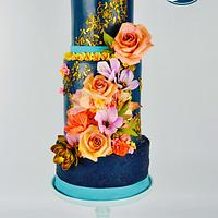 Wedding Cakes Inspired By Fashion A Worldwide Collaboration