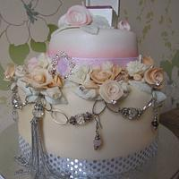 Pandora Cake.