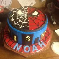 spiderman/venom