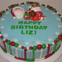 Christmas Birthday by Tiffany Palmer