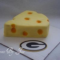 NFL Green Bay Packer Cake