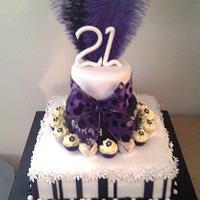 Sarah's 21st...