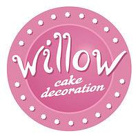 Willow cake decorations