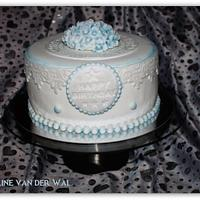 birthday cake for Annie