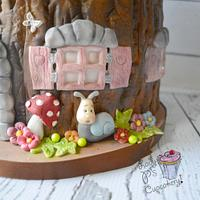 Fairy Tree Stump