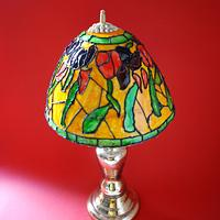 Tiffany Lamp Cake
