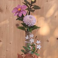 Spectacular Pakistan Collaboration...Flowers