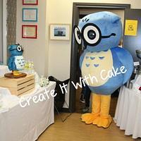 Owl Meet Owl