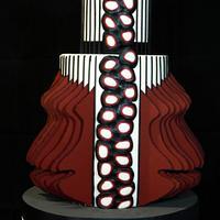SYNTOPIA CINETIC INSPIRED CAKE