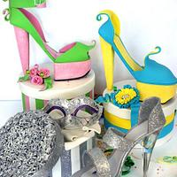 Carnaval High Heel