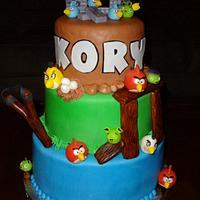 Kory's Angry Birds