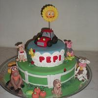 birthday cakes by kokazraka