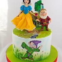 Snow white and dwarfs - story