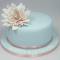 Ladies Birthday Cake