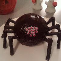 Spider Cake