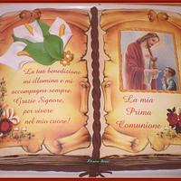 Firts Comunion by Filomena