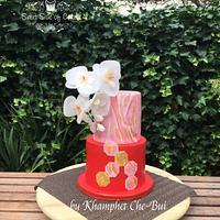 Birthday Cake for my Mom