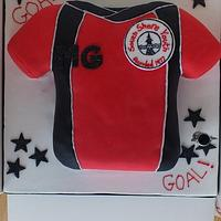 South Shore Youth FC football shirt