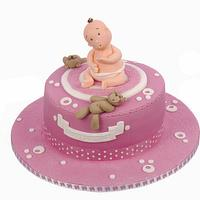 Baby cake by Starry Delights