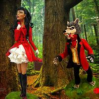 Little Red Riding Hood XXI century