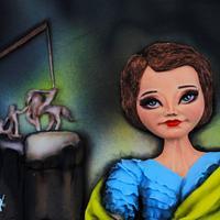 Clarisse Crosby - Sugar in Dali Collaboration