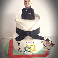 Jigoro Kano cake