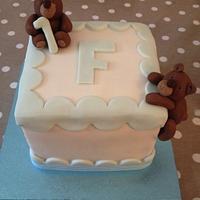 teddy bear birthday by jay