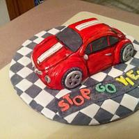 Car Cake by Patty Cake's Cakes